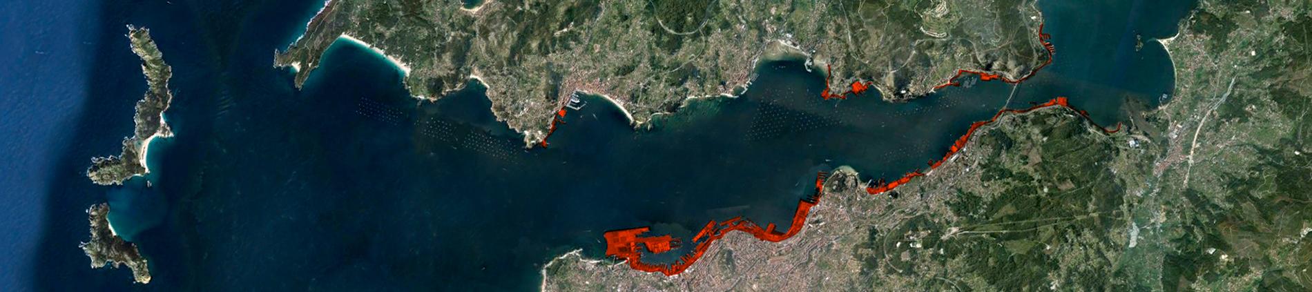 Zona de servicio portuaria