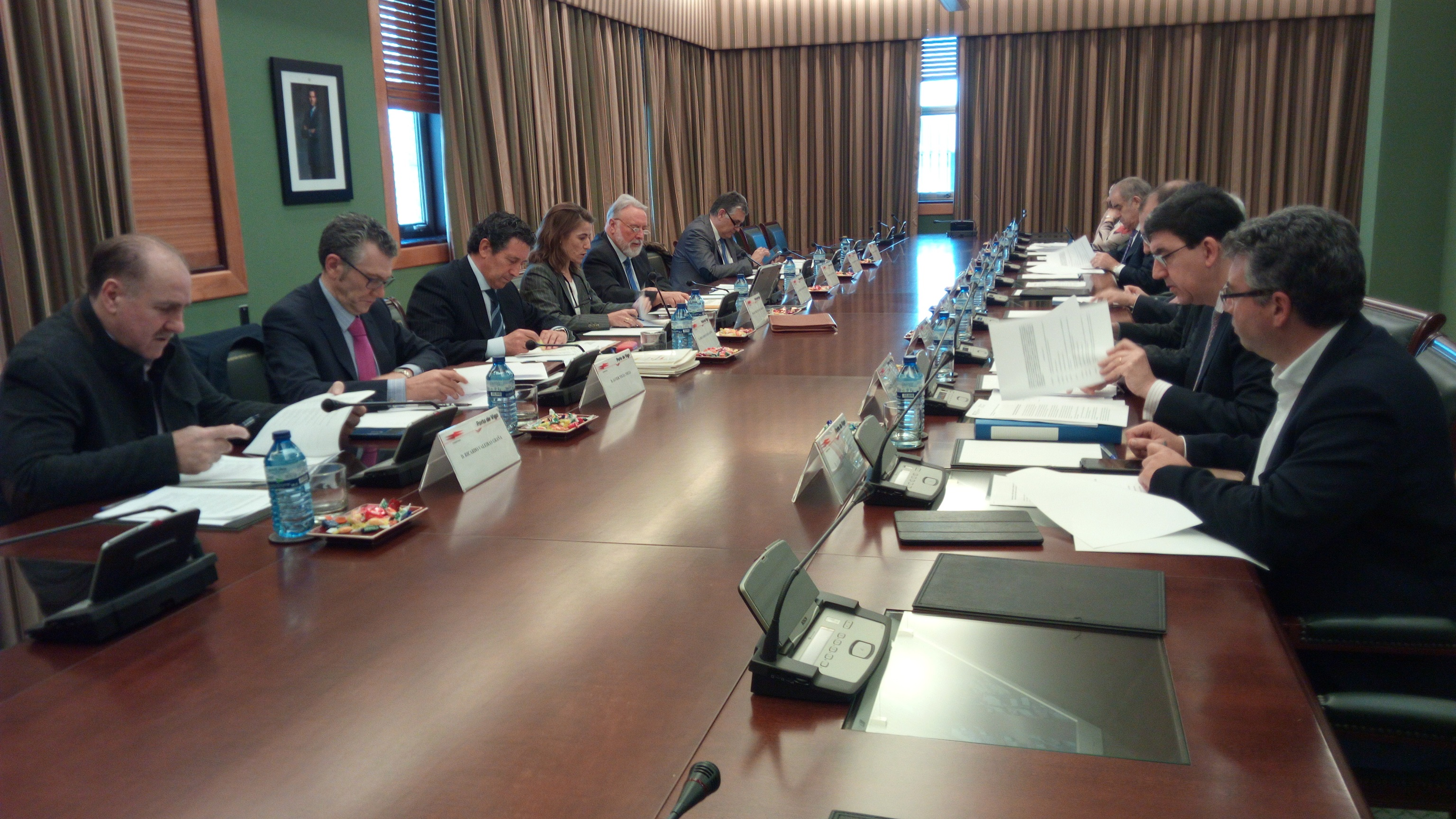 EL PUERTO DE VIGO CIERRA 2017 CON UN +2,72% DE INCREMENTO EN EL TRÁFICO TOTAL