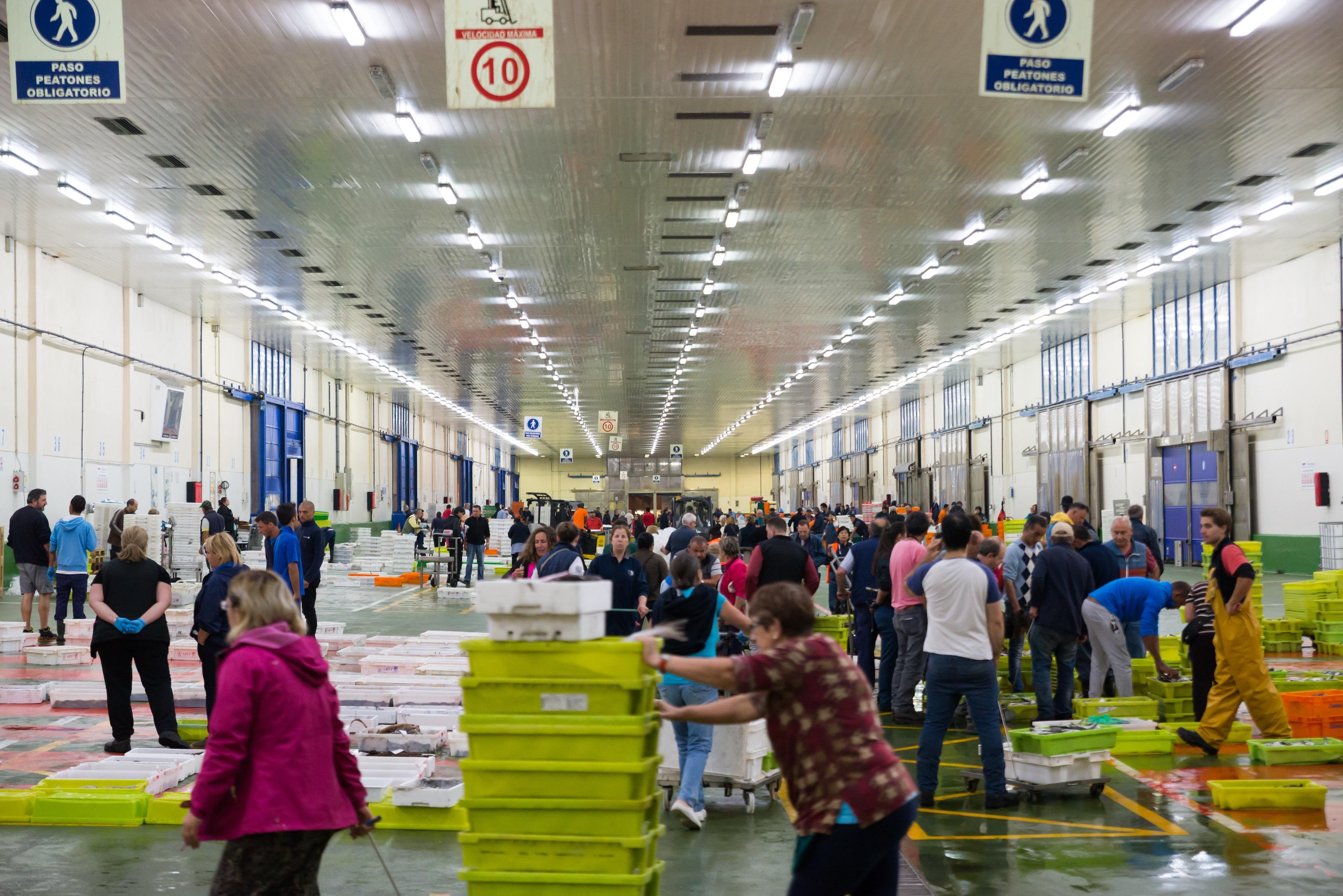 La Lonja de Altura del Puerto de Vigo mejorará la eficiencia energética del edificio