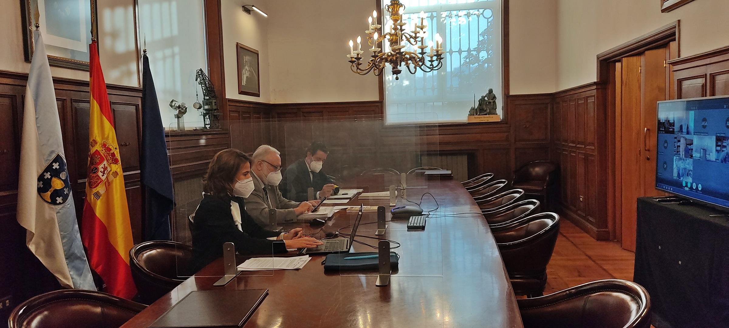 EL CONSEJO DE ADMINISTRACIÓN DE LA APV VALORA POSITIVAMENTE LOS RESULTADOS REGISTRADOS POR EL TRÁFICO TOTAL DEL MES DE SEPTIEMBRE