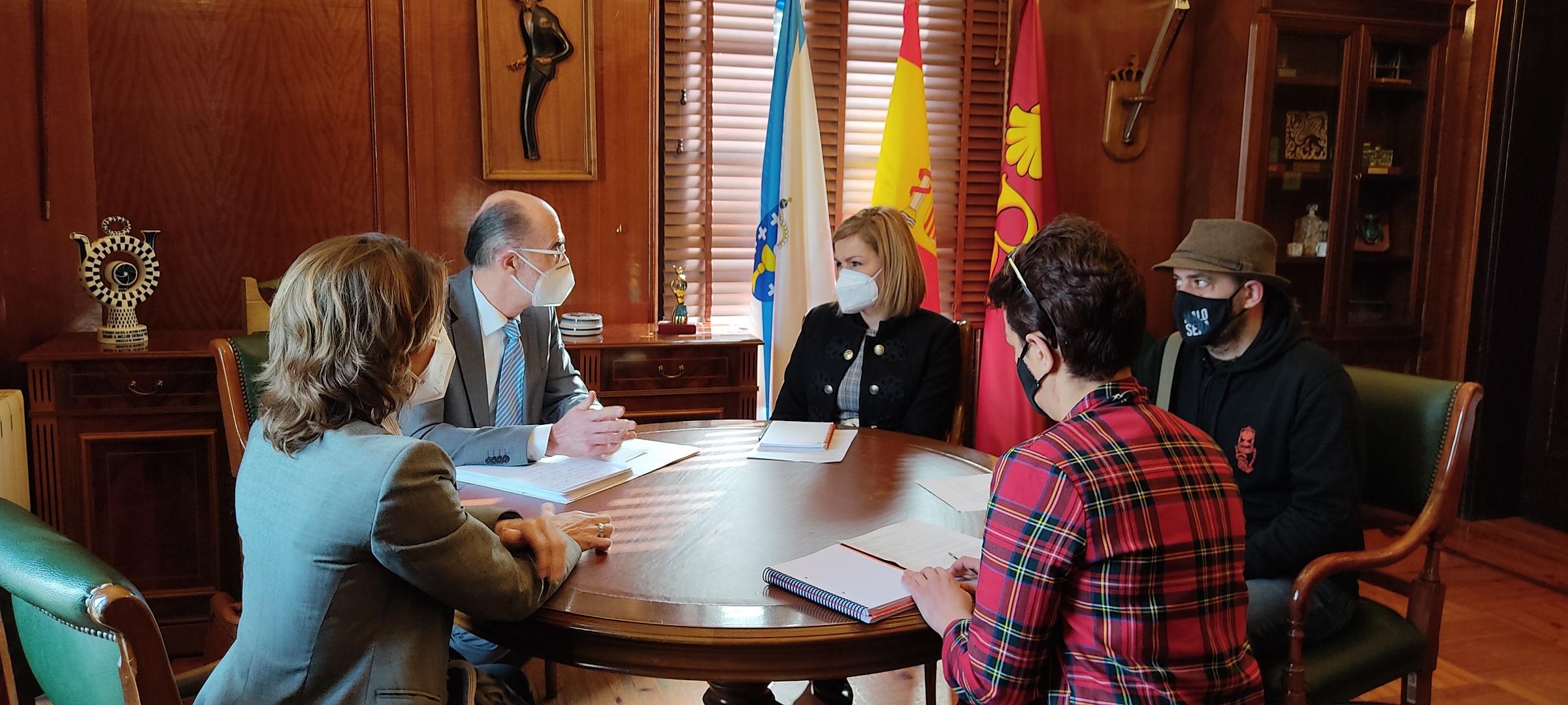 PUERTO DE VIGO Y CONCELLO DE REDONDELA ABOGAN POR LA COORDINACIÓN Y LA COLABORACIÓN INSTITUCIONAL