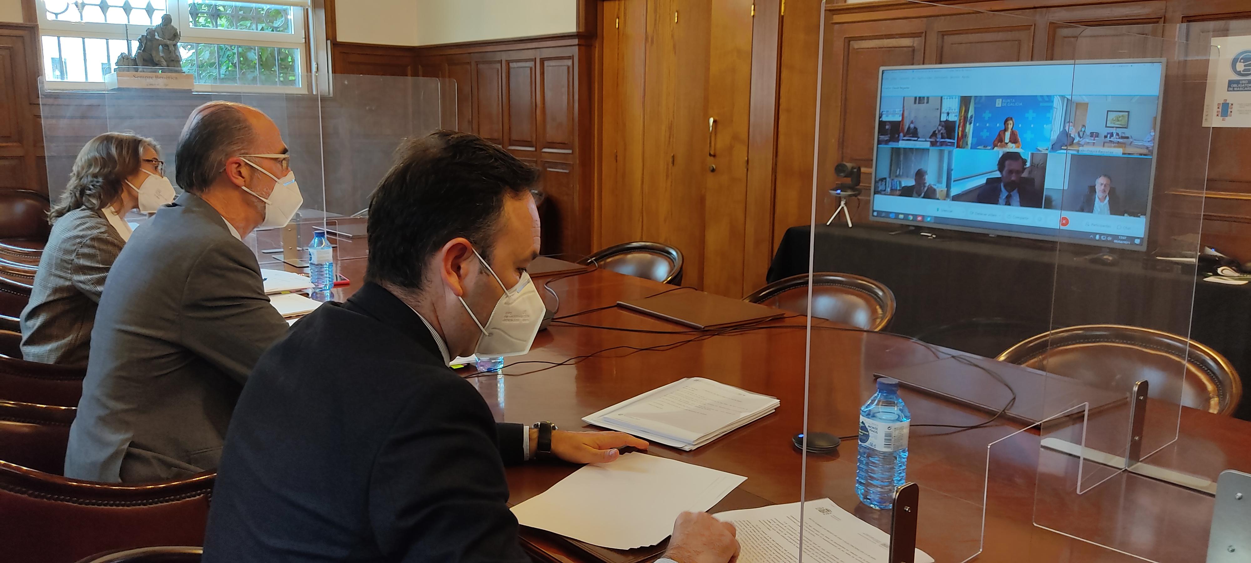 OS PROMOTORES DA PLISAN ACORDAN OFERTAR 250.000 M2 DE SOLO EMPRESARIAL CON PREZOS BONIFICADOS