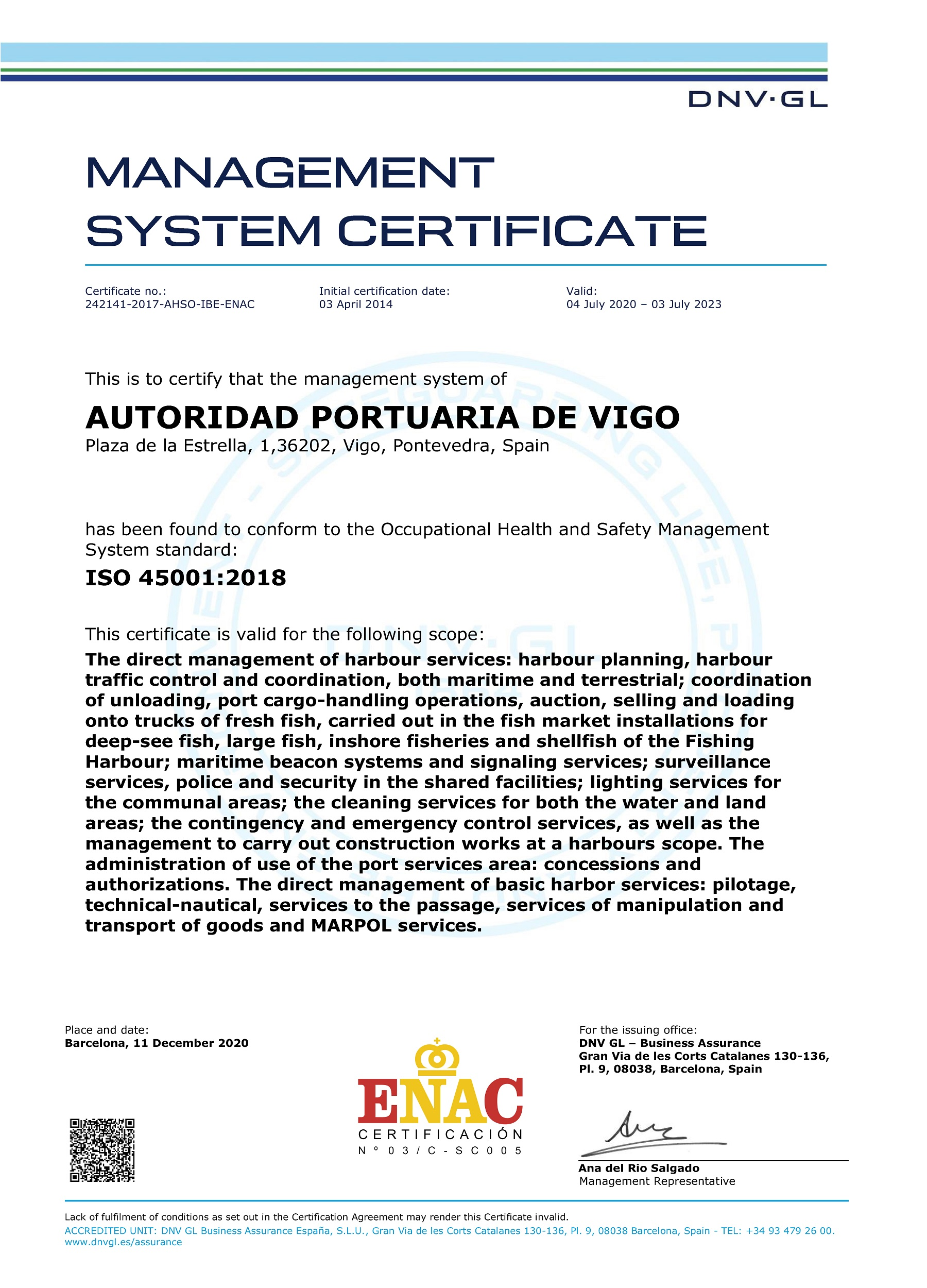 ISO 45001 (2020) eng