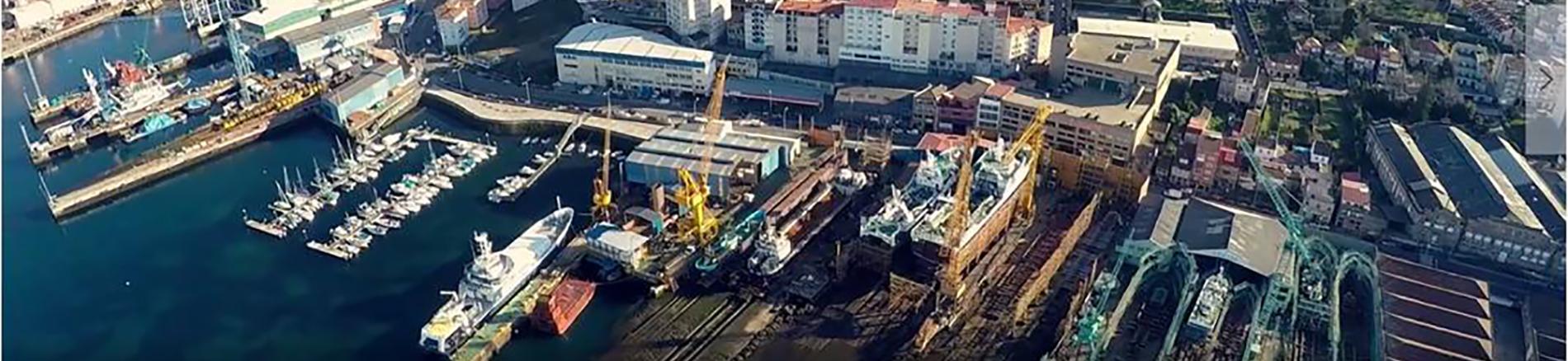 Área Portuaria de Beiramar