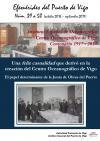 39-50. Centenario del Centro Oceanográfico de Vigo (1917-2017). Una feliz casualidad que derivó en la creación del Centro Oceanográfico de Vigo: el papel determinante de la Junta de Obras del Puerto