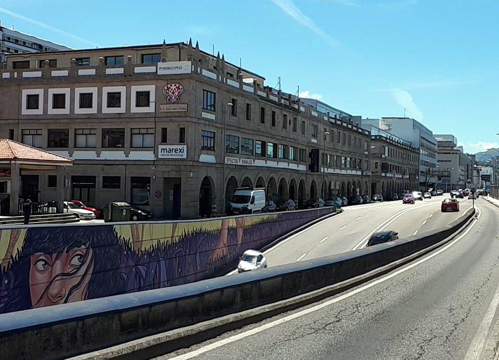 Soportais do Berbés: Espazos Oficinas Dispoñibles