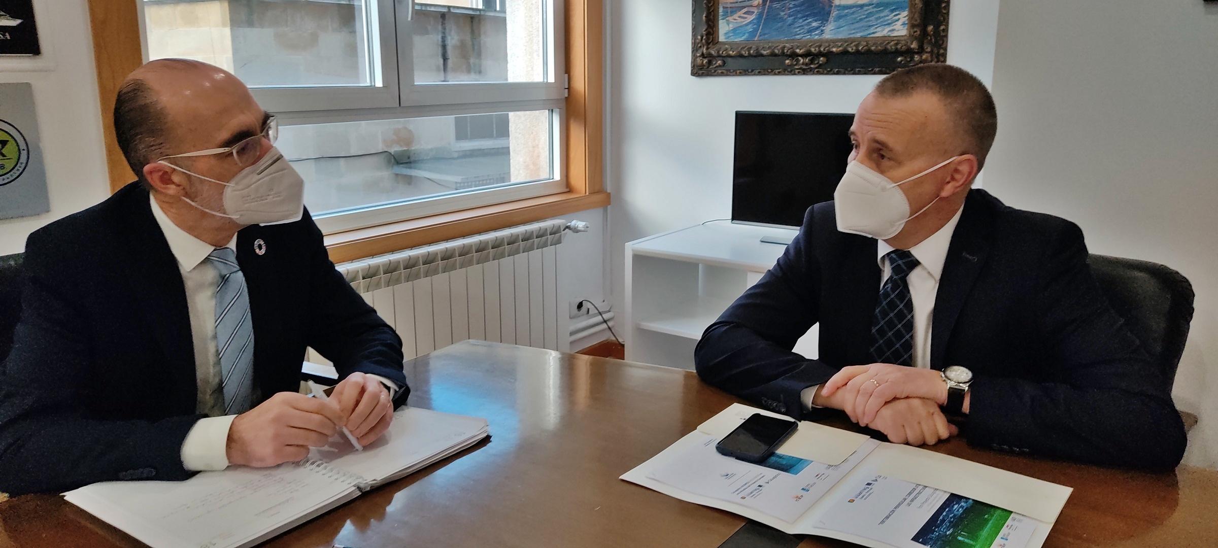 LA CEP Y LA AUTORIDAD PORTUARIA DE VIGO SE ALÍAN PARA IMPULSAR LA LOGÍSTICA DE LA EURORREGIÓN GALICIA-NORTE DE PORTUGAL